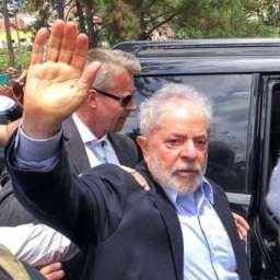 'Pena tinha que ser zero', disse Lula sobre julgamento no STJ
