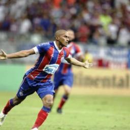 Bahia goleia Londrina e encaminha vaga na próxima fase da Copa do Brasil