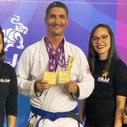 Atleta ganduense vence competição Internacional de Jiu-Jitsu em Salvador
