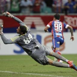 Bahia vence Avaí em casa e se reabilita no Brasileirão