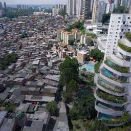 Desigualdade de renda no Brasil bate recorde, aponta estudo da FGV