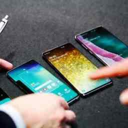 Galaxy S10 bate recorde de vendas no Brasil