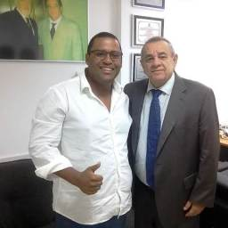 Marcone Oliveira participa de reunião na Assembléia Legislativa da Bahia