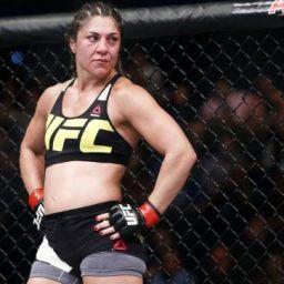 UFC Rio: Bethe Correia é finalizada por Irene Aldana