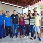 Universitários da AGEUSP participam de Campanha de Vacinação