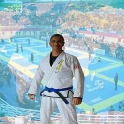 Eduardo Robson participa de competição de Jiu-Jitsu no Japão