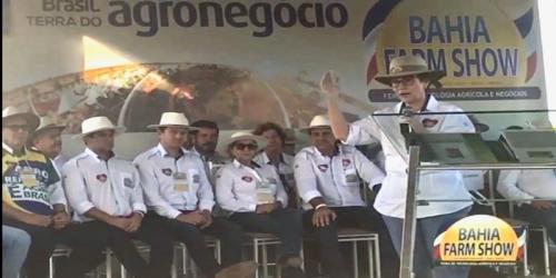 MINISTRA-GARANTE-APOIO-A-BAHIA Ministra garante apoio integral ao agronegócio da Bahia