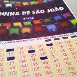 Quina de São João pode pagar R$ 140 milhões na segunda