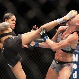 Assista o nocaute de Amanda Nunes sobre Holly Holm no UFC 239