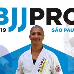 Atleta baiano viaja à São Paulo em busca do bicampeonato PRO de Jiu-Jitsu
