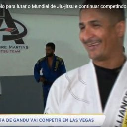 Atleta baiano busca apoio para lutar o Mundial de Jiu-Jitsu e continuar competindo.