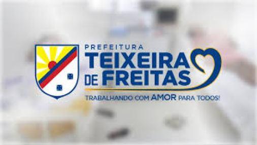 Concurso-na-Prefeitura-de-Teixeira-de-Freitas Processo Seletivo Prefeitura de Teixeira de Freitas-BA 2019. Salários chegam a R$10 mil