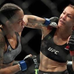 """Dana White libera Cyborg de contrato com UFC: """"Ela está livre"""""""