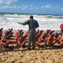 II Curso de salvamento aquático é promovido pelo 13° GBM