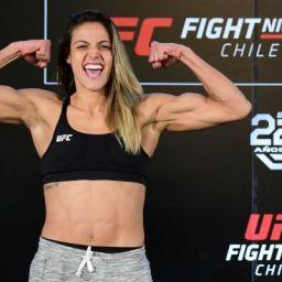 Maryna Moroz se lesiona e deixa Poliana Botelho sem oponente para UFC 241