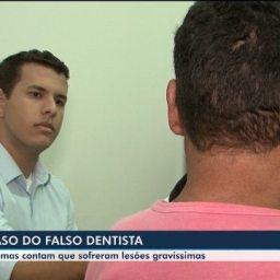Vítima de falso dentista investigado na BA teve nove dentes extraídos de uma vez após se queixar de dor em um deles