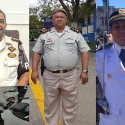 43ª CIPM de Itamaraju e CPM de Teixeira de Freitas estão com novos comandos