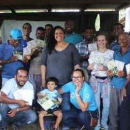 Centro de Inovação do Cacau, Associação Cacau Sul Bahia e Rede de Agroecologia Povos da Mata