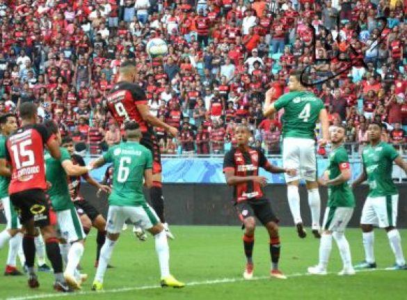 Vit%C3%B3ria-perde-para-o-Guarani-na-Arena-Fonte-Nova-pela-S%C3%A9rie-B Vitória perde para o Guarani na Arena Fonte Nova pela Série B