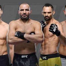 UFC visita Vancouver neste sábado com mineiro e mais brasileiros no card