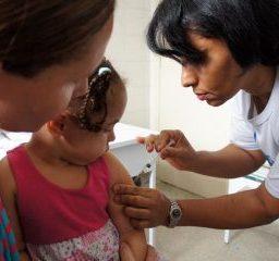 Bahia reforça importância da prevenção ao sarampo