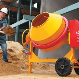 Cresce vendas de materiais para construção e locações de equipamentos