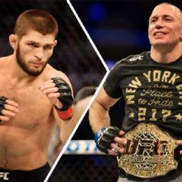 UFC: Dana White muda discurso e cogita superluta entre Khabib e St-Pierre