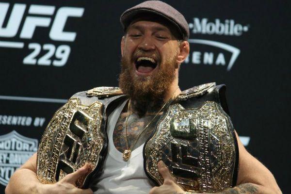 De-volta-McGregor-insinua-retorno-ao-UFC-contra-Frankie-Edgar-em-dezembro De volta? McGregor insinua retorno ao UFC contra Frankie Edgar em dezembro
