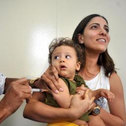 """'Dia D"""" de vacinação contra o sarampo acontece neste sábado em Salvador"""