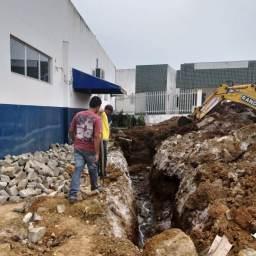 Prefeitura inicia obra da nova rede de esgoto do Hospital João Assis