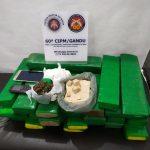 Blitz da PM apreende quase 30 kg de drogas em Gandu