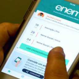 Gabaritos do Enem serão divulgados no dia 13 de novembro