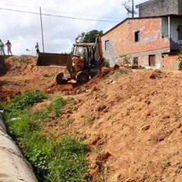 Marcone entrega obra de saneamento esperada há 40 anos em Itajuípe
