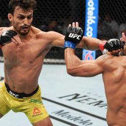 UFC São Paulo: Ricardo Carcacinha finaliza Eduardo Garagorri; veja!
