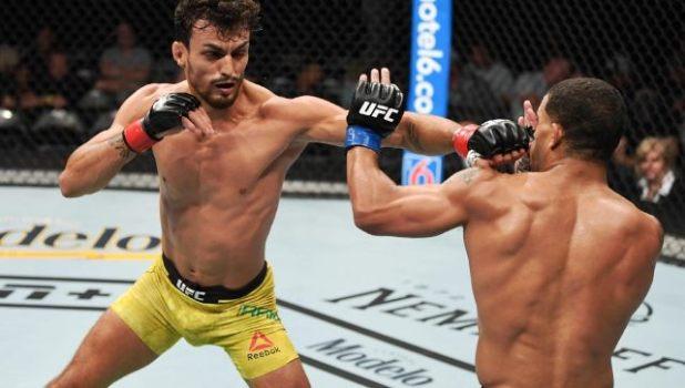 Ricardo-Carcacinha-finaliza-Eduardo-Garagorri UFC São Paulo: Ricardo Carcacinha finaliza Eduardo Garagorri; veja!