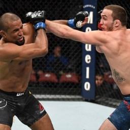 UFC demite Serginho Moraes após derrota em São Paulo