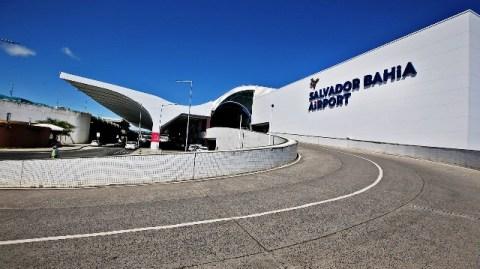 Aeroporto de Salvador amplia capacidade para 15 milhões de passageiros por ano