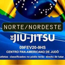 Circuito NORTE/NORDESTE de Jiu-Jitsu: 06/02 em Lauro de Freitas