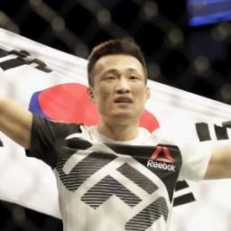 'Zumbi Coreano' atropela Edgar e vence por nocaute no primeiro round