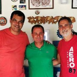 Deputado Dal recebe pré-candidato a prefeito de Teolândia