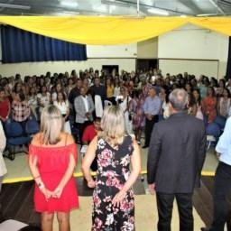 Prefeitura de Gandu realiza ampliação da carga horária dos professores