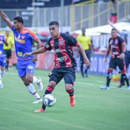 Vitória empata com Fortaleza em estreia na Copa do Nordeste