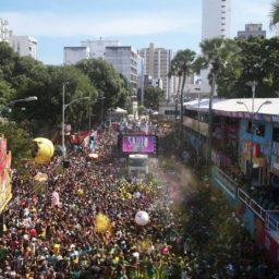 Carnaval deve movimentar R$ 8 bi e Salvador tem maior ocupação hoteleira do Brasil