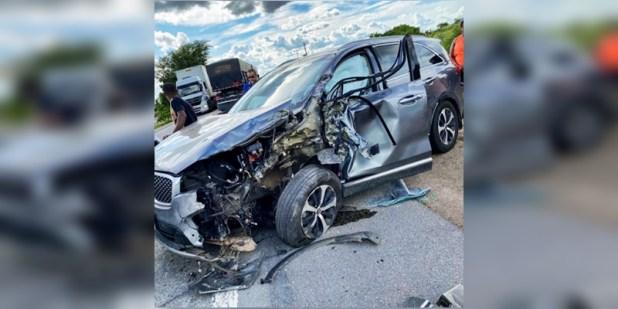 Prefeito-de-Jacobina-se-envolve-em-acidente-na-BR-324 Prefeito de Jacobina se envolve em acidente na BR-324