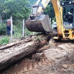 Piraí do Norte: Prefeitura restaura ponte na região do Fuzil Aberto