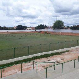 Sudesb entrega mais quatro equipamentos esportivos no interior do estado