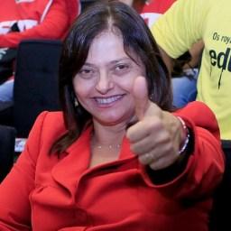 Alice Portugal é a parlamentar da Bahia mais influente nas redes