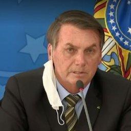 Bolsonaro anuncia que seu segundo exame para COVID-19 deu negativo