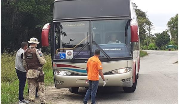 Transporte-suspenso-na-Bahia Transporte é suspenso em mais quatro municípios baianos