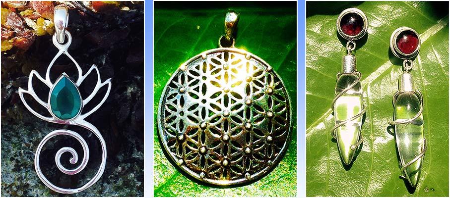 Silberschmuck  Indien Thailand Bali Nepal Asien